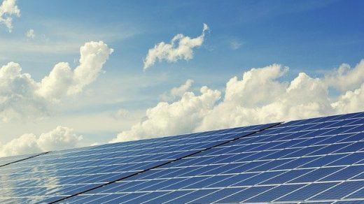 sončna elektrarna na ključ