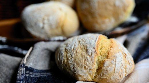 kruh z vinskim kvasom